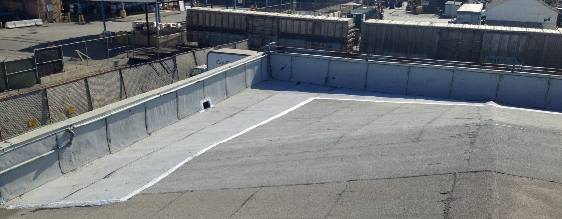 Industrial Roof Repair in Vernon, CA